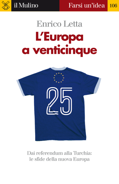 Cover A 25-Member Europe