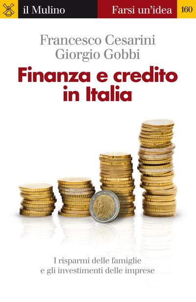 Cover Finanza e credito in Italia