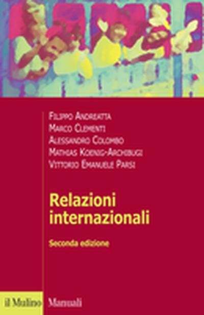 Cover Relazioni internazionali