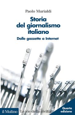 copertina Storia del giornalismo italiano