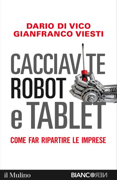 Cover Cacciavite robot e tablet