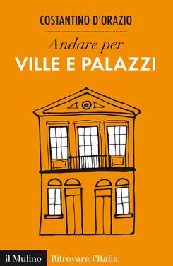 copertina Andare per ville e palazzi