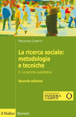 copertina La ricerca sociale: metodologia e tecniche. II