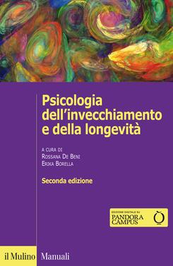 copertina Psicologia dell'invecchiamento e della longevità