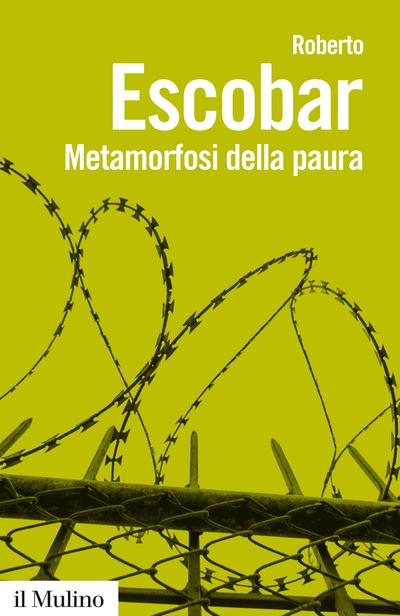 Cover Metamorfosi della paura