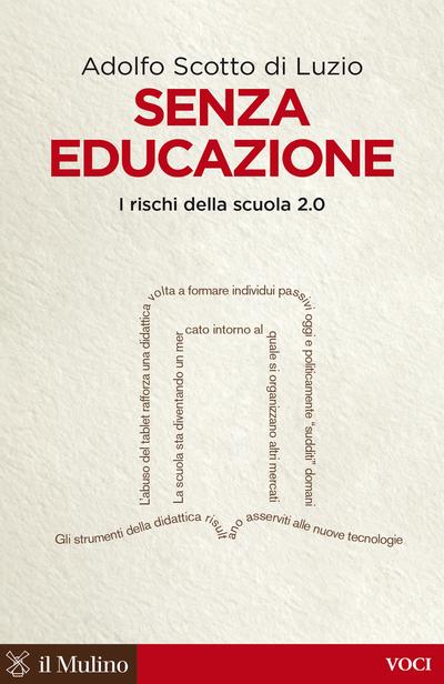 Cover Senza educazione