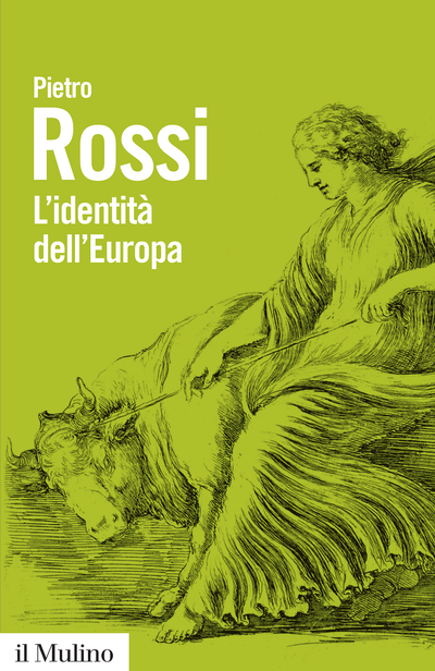 Cover Europe's Identity
