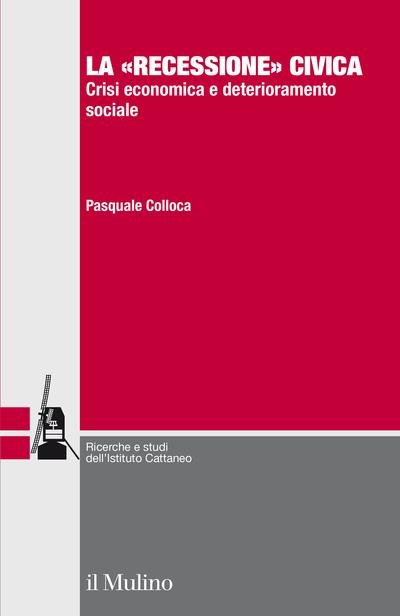 Cover La «recessione» civica