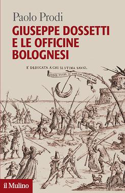 copertina Giuseppe Dossetti e le Officine bolognesi