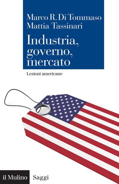 Cover Industria, governo, mercato