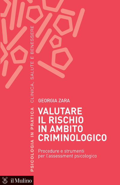 Cover Valutare il rischio in ambito criminologico