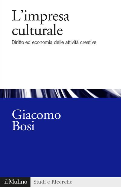 Cover L'impresa culturale