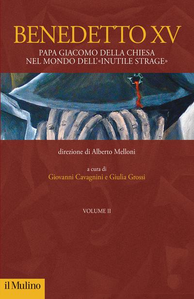 Cover Benedetto XV