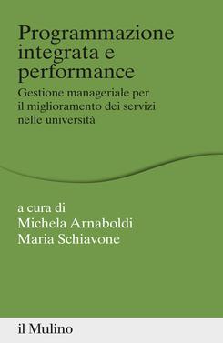 copertina Programmazione integrata e performance