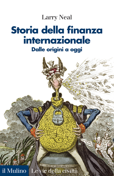 Cover Storia della finanza internazionale