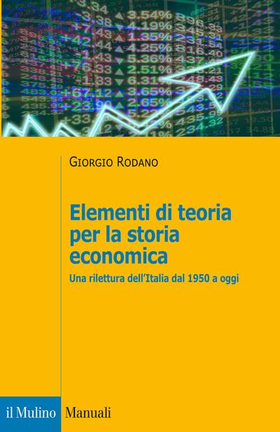 Cover Elementi di teoria per la storia economica
