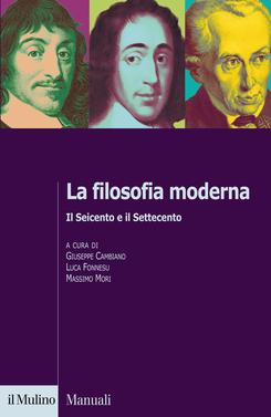 copertina La filosofia moderna