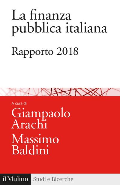 Cover La finanza pubblica italiana. 2018