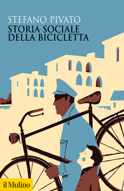 copertina Storia sociale della bicicletta