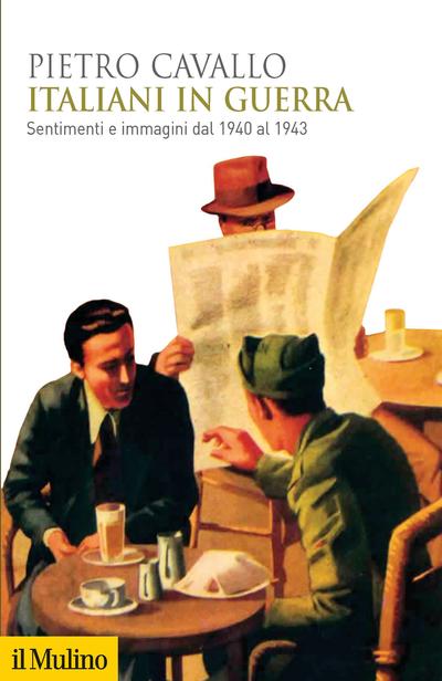 Cover Italiani in guerra