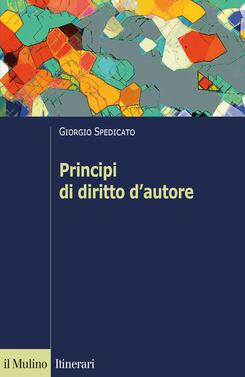 copertina Principi di diritto d'autore