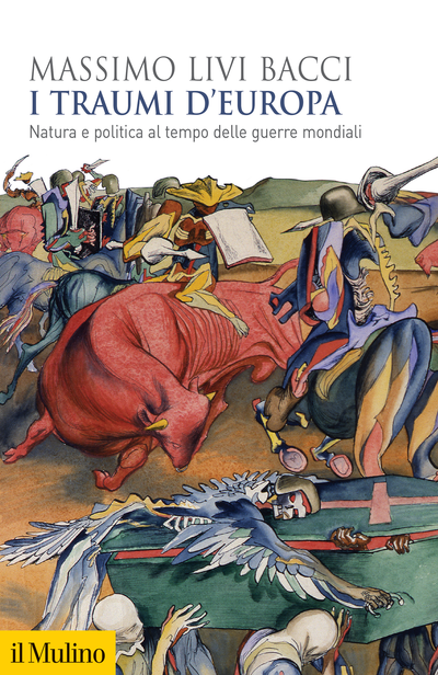 Cover Europe's Ordeals