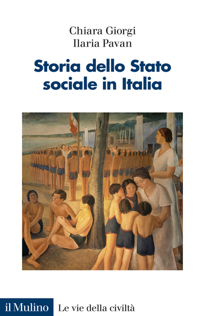 Cover Storia dello Stato sociale in Italia