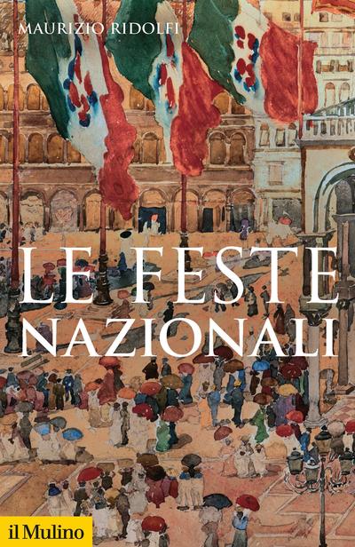 Cover Le feste nazionali