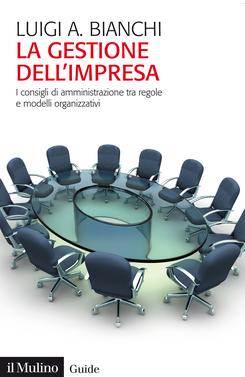 copertina La gestione dell'impresa