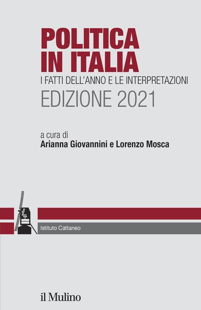 Cover Politica in Italia. Edizione 2021